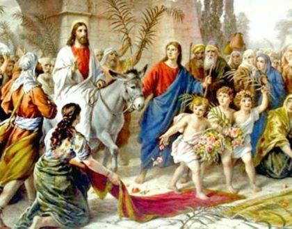 Η Ταπεινότητα του Ιησού και η Διαχρονική Προδοσία του Ανθρώπου