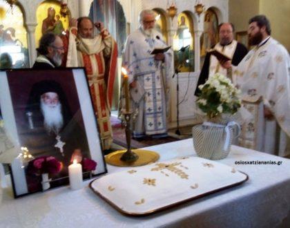 Έξι μήνες χωρίς τον Γέροντα Ιωαννίκιο Ανδρουλάκη
