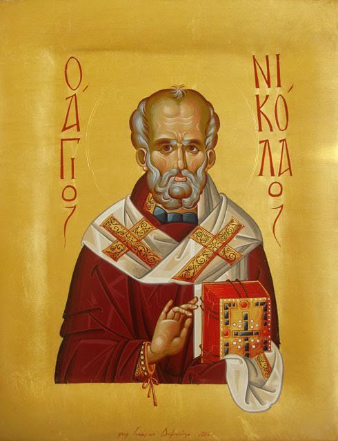 Άγιος Νικόλας ο Αγιοθαλασσίτης