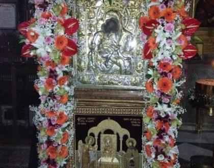 Πως Θαυμαστά η Παναγία Ελεούσα, Ονομάστηκε «Άξιον Εστί» (από τις διηγήσεις του μακαριστού Γέροντος Ιωαννικίου Ανδρουλάκη).