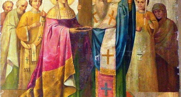 Ο Σταυρός του Μαρτυρίου, Πηγή Ευλογίας, Χαράς, Λυτρώσεως και Ασφάλειας!