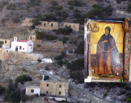 Ιερά Μονή Αγ. Αντωνίου Άρβης – Γέροντας Ιωαννίκιος ο Τελευταίος Ανακαινιστής