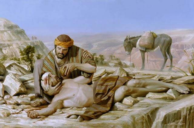Όποιος δεν Αγαπήσει τον Εχθρό του, Μπορεί να Αγαπήσει το Χριστό;