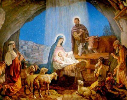 Τι Ευλόγησε η Παναγία το Βράδυ της Γεννήσεως και Έμειναν Ευλογημένα στους Αιώνες;